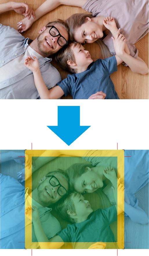 Instrukcja foto obraz projektowanie