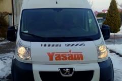 yasam boxer uslugi hydrauliczne przod