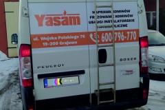 yasam tyl boxer uslugi hydrauliczne